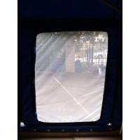 Москитная дверь на палатку прицепа